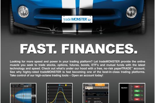 Fast Finances Ad