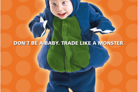 tradeMONSTER Baby