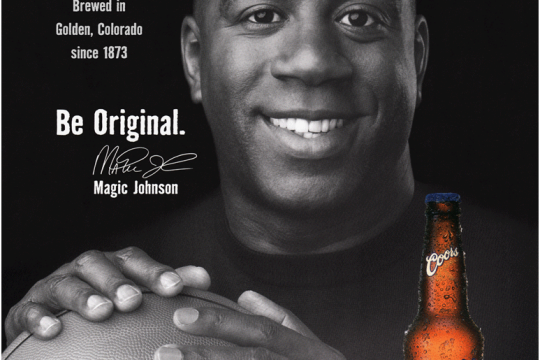 Be Original-Magic Johnson