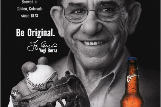 Be Original-Yogi Berra