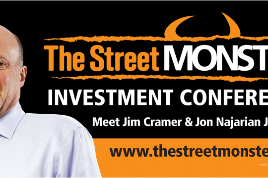 Jim Cramer Billboard
