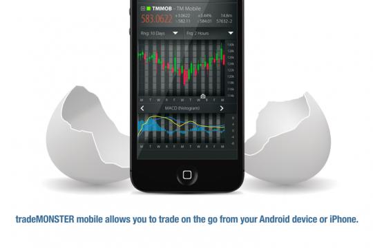 tradeMONSTER Mobile