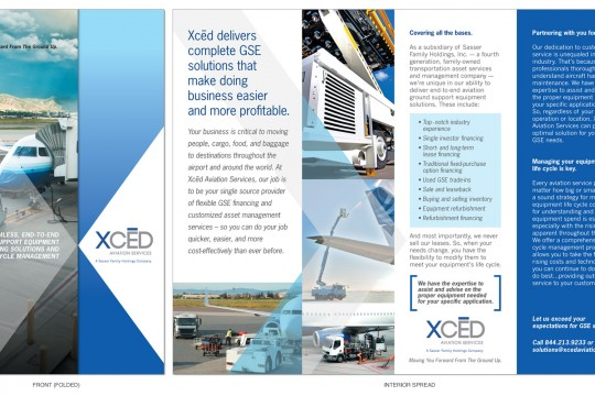 Aviation Services Brochure