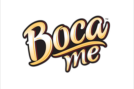 Boca Me Logo