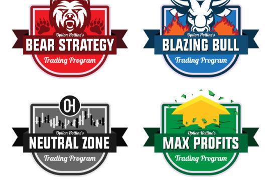 Trading Program Icons